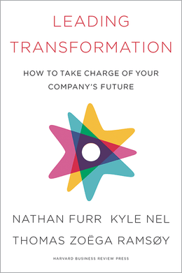 Leading Transformation: How to Take Charge of Your Company's Future ^ 10223