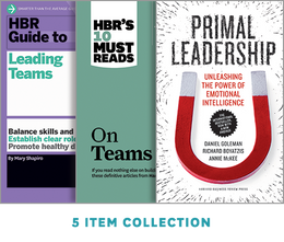 Leading Teams Ebook Collection ^ 1011BN