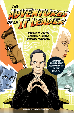 The Adventures of an IT Leader, Updated Edition with a New Preface by the Authors ^ 10018