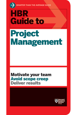 HBR Guide to Project Management ^ 11184