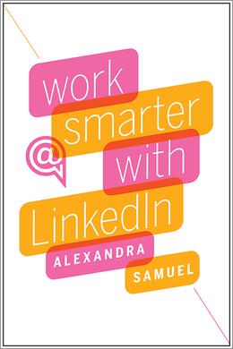 Work Smarter with LinkedIn ^ 11852E