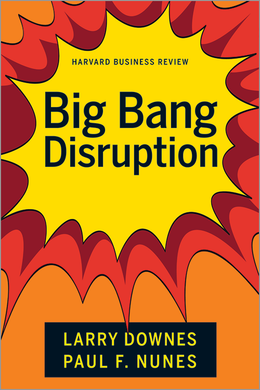 Big-Bang Disruption ^ 13950E