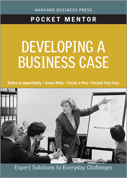 Developing a Business Case ^ 13288