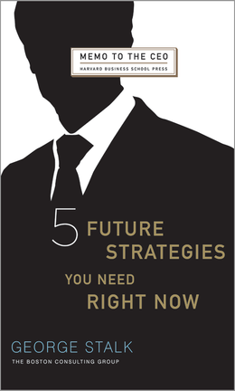 Five Future Strategies You Need Right Now ^ 2126
