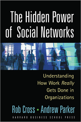 The Hidden Power of Social Networks: Understanding How Work Really Gets Done in Organizations ^ 2705