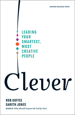 Clever: Leading Your Smartest, Most Creative People ^ 2296