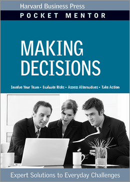 Making Decisions ^ 2871