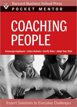 Coaching People ^ 3471