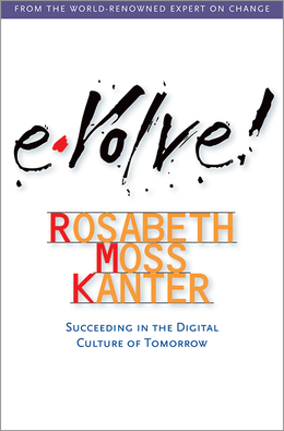 Evolve!: Succeeding in the Digital Culture of Tomorrow ^ 4398