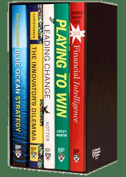 哈佛商业评论领导力与策略套装(5本)^ 10078