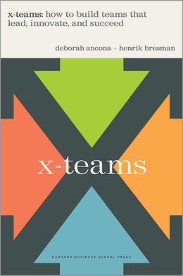 X-Teams: How to Build Teams that Lead, Innovate, and Succeed ^ 6921