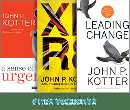 John Kotter Classics Set (Ebooks) ^ 7689BE