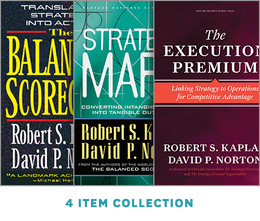 Balanced Scorecard Success: The Kaplan-Norton Collection (4 Ebooks) ^ 10033