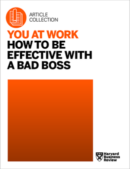 You at Work: How to be Effective with a Bad Boss ^ BPBADB