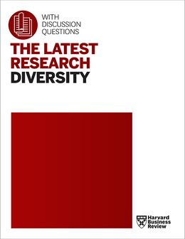 The Latest Research: Diversity ^ DIVRES