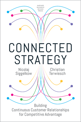 Connected Strategy: Building Continuous Customer Relationships for Competitive Advantage ^ 10241
