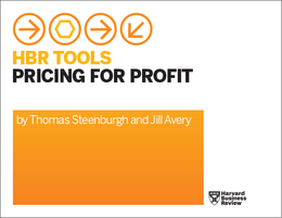 HBR Tools: Pricing for Profit ^ TLPFP1
