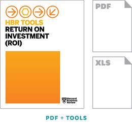 HBR Tools: Return on Investment (ROI) ^ TLROI1