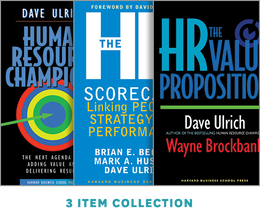 Human Resources Management Success: The Ulrich Collection (3 Ebooks) ^ 10053