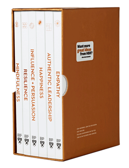 HBR Emotional Intelligence Boxed Set (6 Books) (HBR Emotional Intelligence Series) ^ 10211