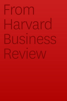Positioning Walmart for the Future (HBR Article Collection) ^ 1049BN