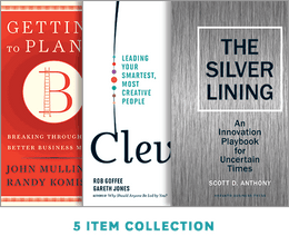 Innovation Essentials Library: Award Winning Insights to Grow Your Business ^ 5760BN
