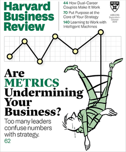 Harvard Business Review, September/October 2019 ^ BR1905
