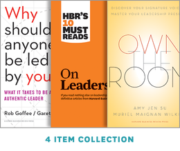The Authentic Leadership Collection: Master Your Leadership Presence ^ 1091BN