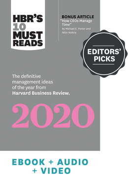 HBR's Editors' Picks 2020: Our Definitive Articles, Podcasts, and Videos of the Year ^ 10382