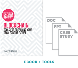 Blockchain: Tools for Preparing Your Team for the Future ^ 10384