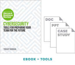 Cybersecurity: Tools for Preparing Your Team for the Future ^ 10385