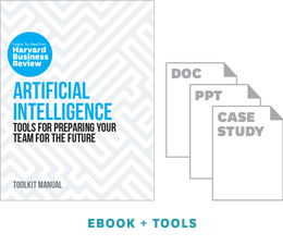 Artificial Intelligence: Tools for Preparing Your Team for the Future ^ 10383