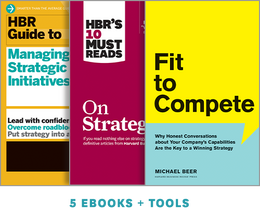 Strategic Success Ebook Collection ^ 1104BN