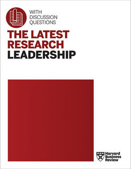 The Latest Research: Leadership ^ LEADSP