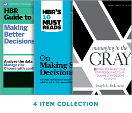 Smarter Decision Making: How to Make the Right Choice ^ 1106BN