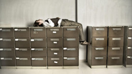 You're Between Assignments at Work. What Do You Do? ^ H0617Y