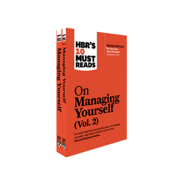 HBR's 10 Must Reads on Managing Yourself 2-Volume Collection ^ 10531