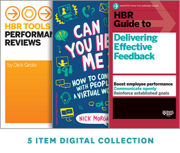 Performance Management Set: How to Develop Your People to Their Full Potential ^ 1123BN