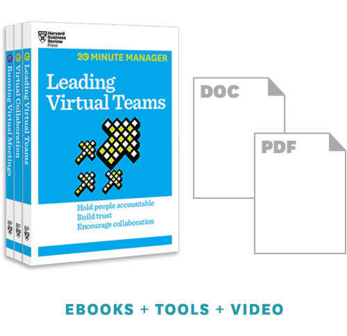 The Virtual Manager Collection (3 Books) + Tools ^ 10122
