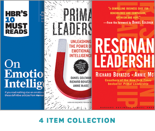 Mindful Leadership: Emotional Intelligence Collection ^ 1015BN