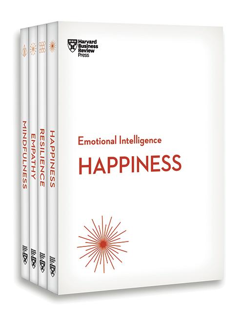 Harvard Business Review Emotional Intelligence Collection (4 Books) (HBR Emotional Intelligence Series) ^ 10160