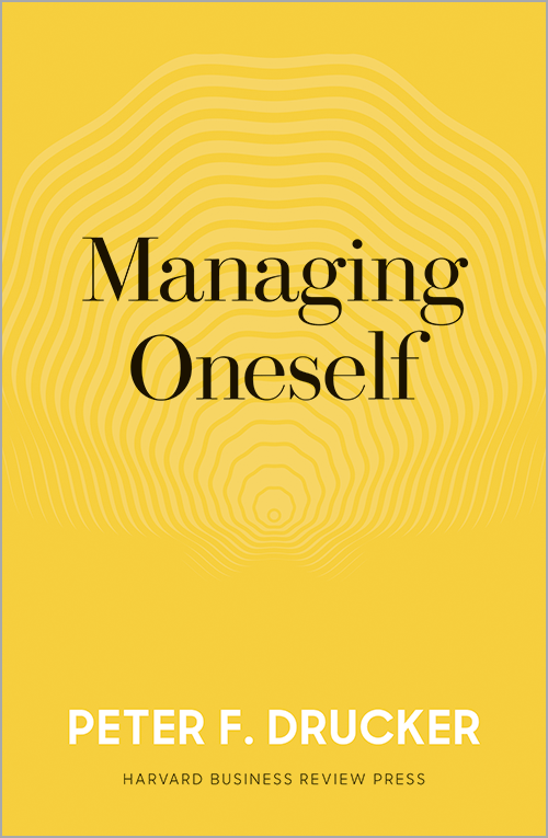 Managing Oneself: The Key to Success ^ 10135