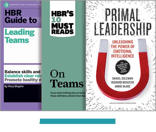 Leading Teams Ebook Collection ^ 1011BN