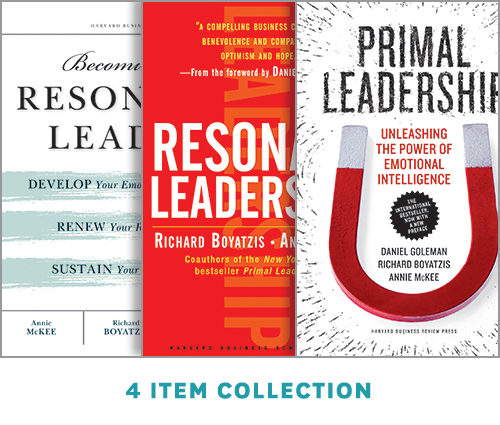 Mindful Leadership: Emotional Intelligence Collection (4 Ebooks) ^ 10034