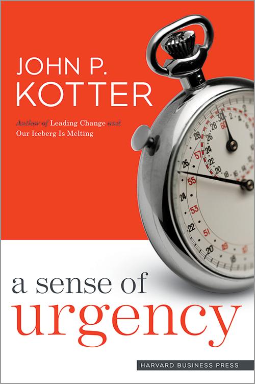 A Sense of Urgency ^ 10007