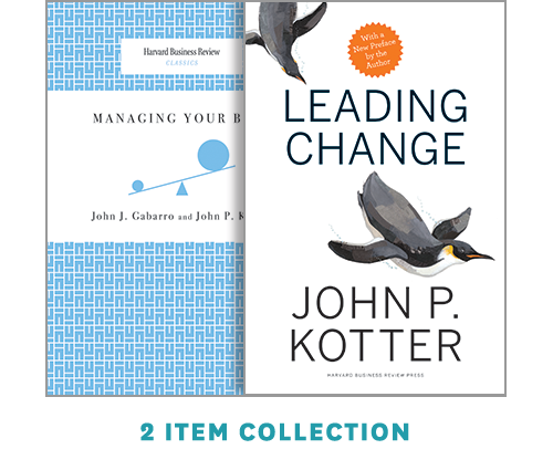 Tools to Change Your Organization: The Change Leadership Collection (2 Ebooks) ^ 10052