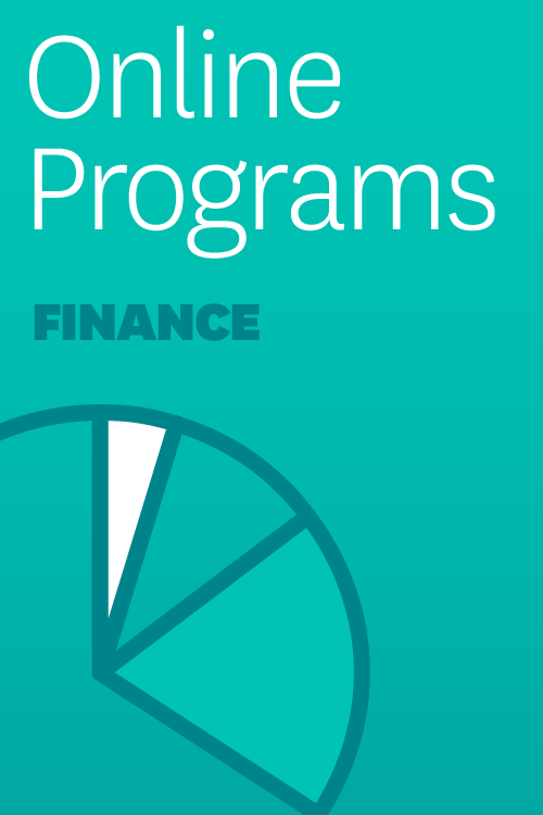 Finance: A Self-Paced Learning Program: Introductory Section ^ 1001HB