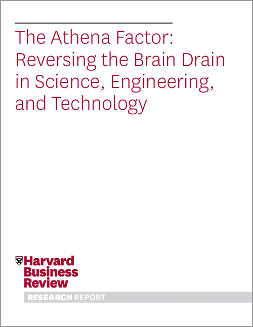 The Athena Factor: Reversing the Brain Drain in Science, Engineering, and Technology ^ 10094