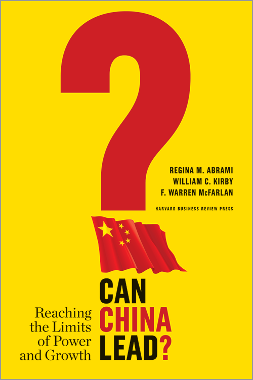 Can China Lead?: Reaching the Limits of Power and Growth ^ 10837