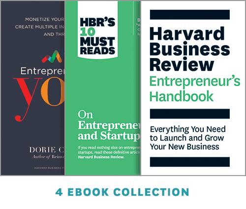 Entrepreneurship Essentials Ebook Collection ^ 1067BN